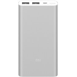 Xiaomi Mi Power Bank 2S 10000mAh Silver