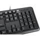 Клавиатура Vinga KB300BK Black