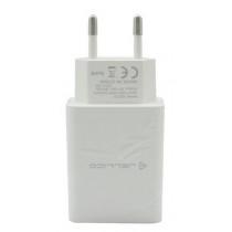 Сетевое зарядное устройство Jellico AQC31/32 1USB QC3.0 White