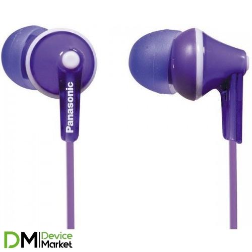Panasonic RP-HJE125E-V Violet