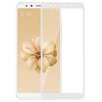 Защитное стекло Xiaomi Mi A2 (Mi6X) White