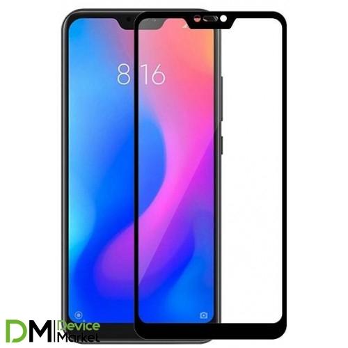 Защитное стекло Xiaomi MiA2 Lite Black
