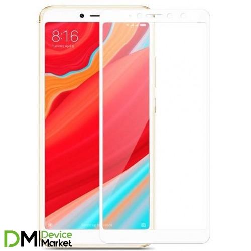 Защитное стекло Xiaomi Redmi S2 White