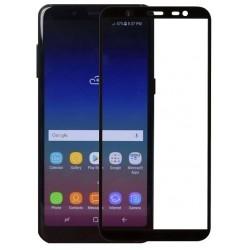 Защитное стекло Samsung J8 J810 2018 Black