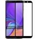 Защитное стекло Samsung A7 2018 (A750) Black