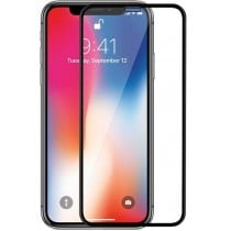 Защитное стекло Apple iPhone X/XS Black