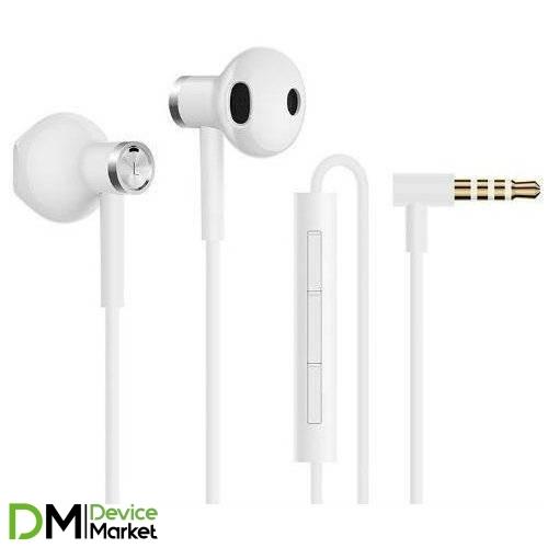 Xiaomi Dual Driver Earphones White
