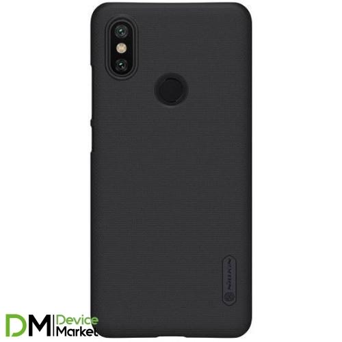 Чехол Nillkin Matte для Xiaomi Mi 6X / Mi A2 Black