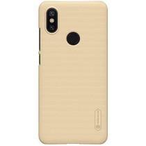 Чехол Nillkin Matte для Xiaomi Mi 6X / Mi A2 Gold