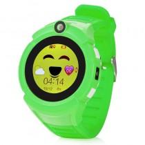 Smart Baby Watch Q620 Green