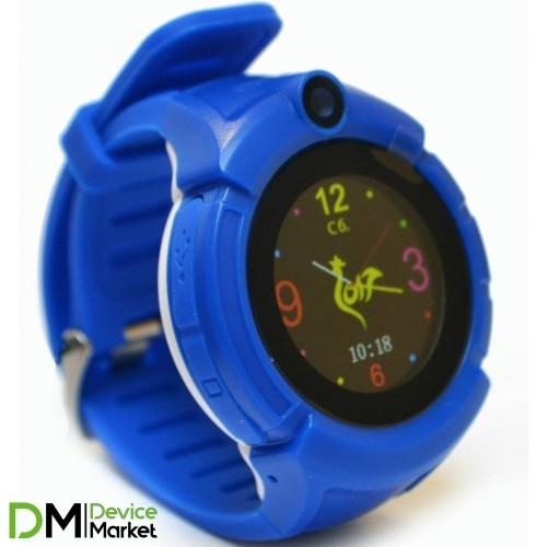Smart Baby Watch Q620 Blue