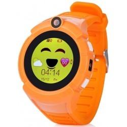 Smart Baby Watch Q620 Orange