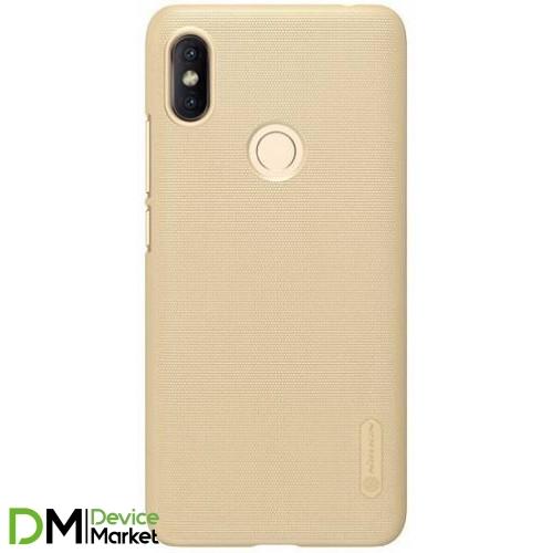 Чехол Nillkin Matte для Xiaomi Redmi S2 Gold