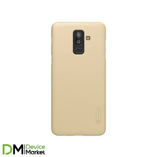 Чехол Nillkin Matte для Samsung Galaxy J8 (2018) Gold