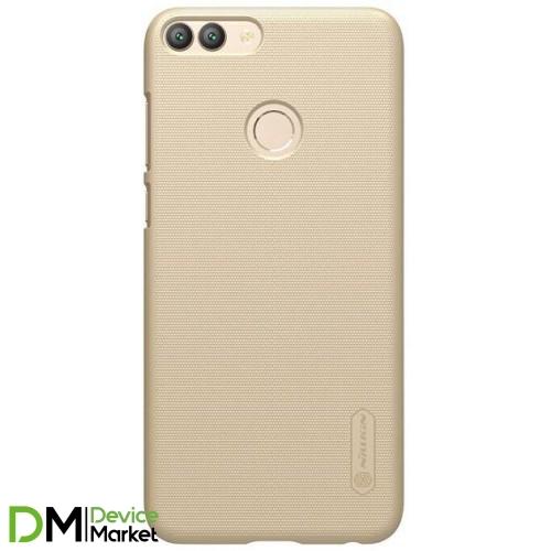 Чехол Nillkin Matte для Huawei P smart / Enjoy 7S Gold