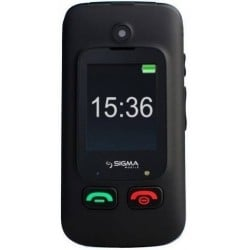 Sigma Comfort 50 Shell Black