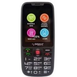 Sigma mobile Comfort 50 Elegance 3 Black
