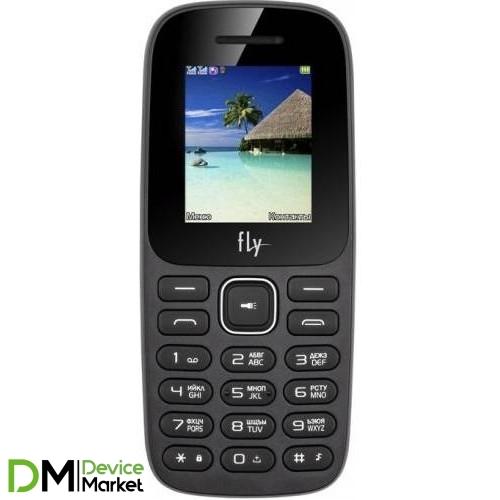 Телефон Fly FF183 Black