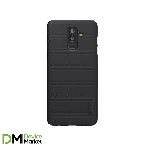 Чехол Nillkin Matte для Samsung Galaxy J810 J8 (2018) Black