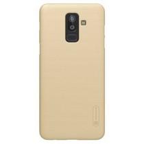 Чехол Nillkin Matte для Samsung Galaxy J810 J8 (2018) Gold