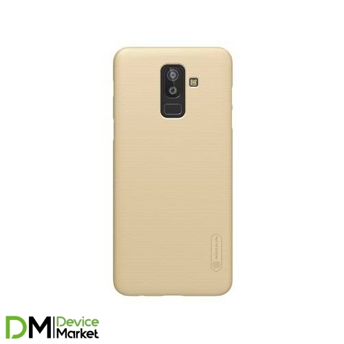Чехол Nillkin Matte для Samsung Galaxy J810 J8 (2018) Gold