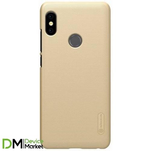 Чехол Nillkin Matte для Xiaomi Redmi Note 6 Pro Gold