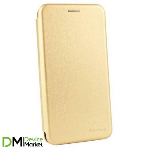 Чехол-книжка G-Case Fashion для Xiaomi Redmi S2 Gold