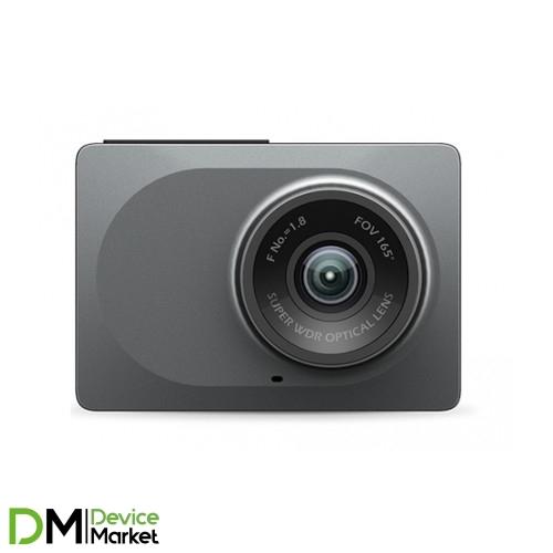 Видеорегистратор Xiaomi YI Smart Dash Camera Gray