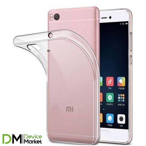 Чехол Xiaomi Mi5S силикон