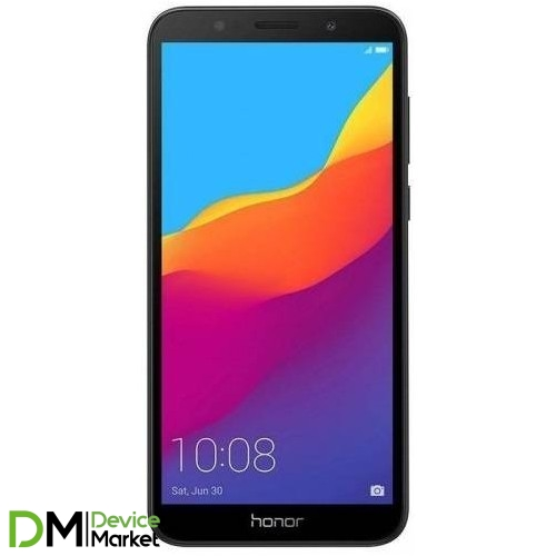 Honor 7S 2/16GB Black