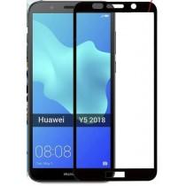 Защитное стекло Huawei Y5 2018 Black