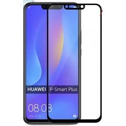 Защитное стекло Huawei P Smart Plus Black