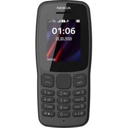 Nokia 106 New Dual Sim Gray