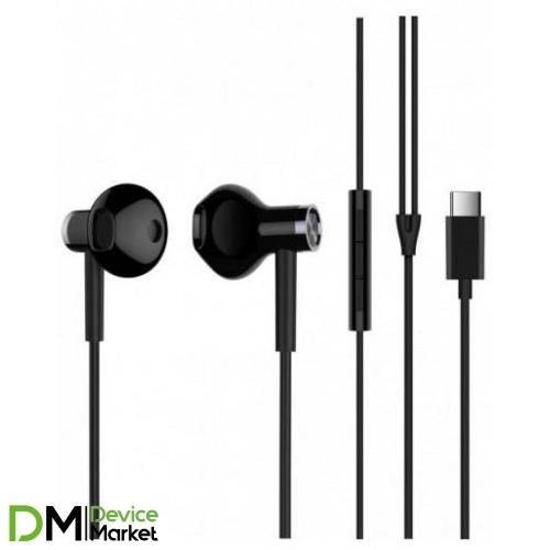Xiaomi Mi Dual Driver Earphones Type-C Black