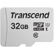 Карта памяти Transcend microSD 300S 32GB Class 10 no ad