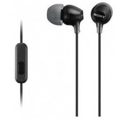 SONY MDR-EX15AP Black