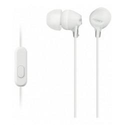 SONY MDR-EX15AP White