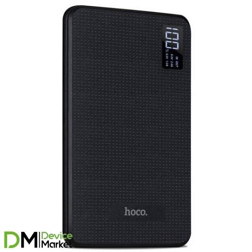 PowerBank Hoco B24 30000mAh Black