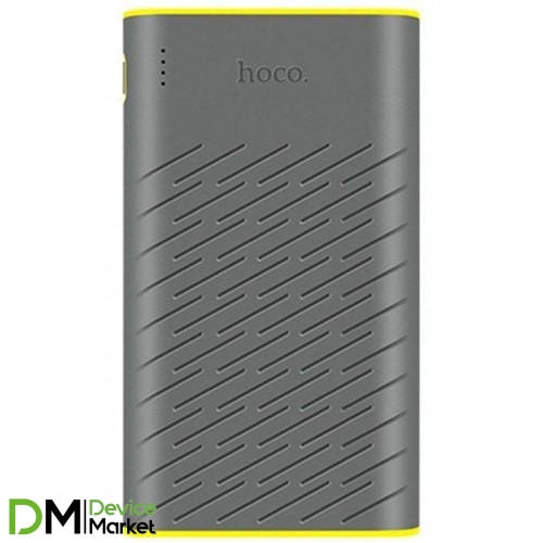 PowerBank Hoco B31A 30000mAh Gray