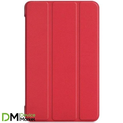 Чехол книжка Xiaomi Mi Pad 4 Plus Red