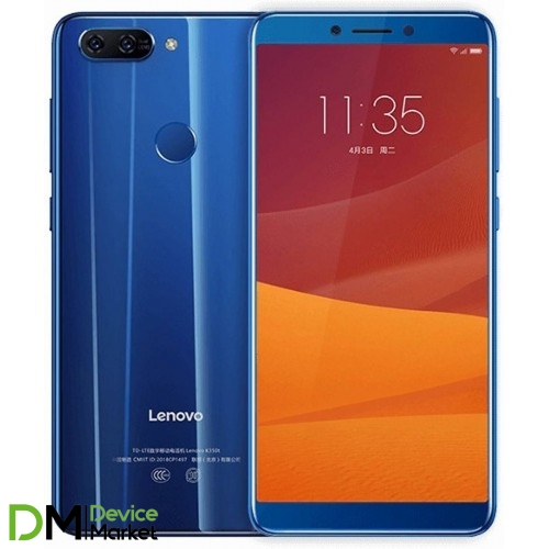 Lenovo K5 3/32GB Blue