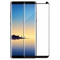 Защитное стекло Samsung Note 8 Black
