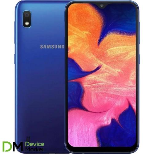 Samsung Galaxy A10 2019 SM-A105F 2/32GB Blue (SM-A105FZBGS) UA-UCRF
