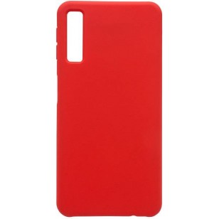 Silicone Cover Samsung A750 Red