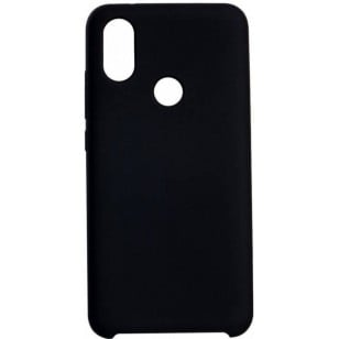 Silicone Cover Xiaomi Redmi Note 7 Black