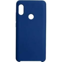 Silicone Cover Xiaomi Redmi Note 7 Dark Blue