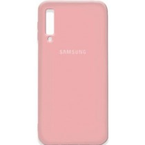 Silicone Cover Samsung A750 Pink