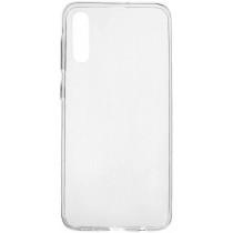 Чехол силиконовый для Samsung Galaxy A30s/A50/A50s прозрачный