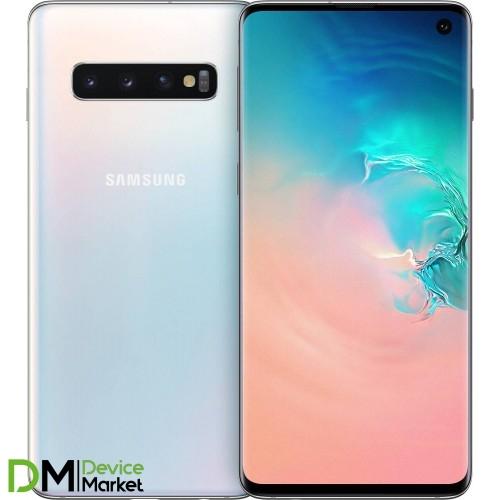 Samsung Galaxy S10 G973FD 8/128GB White