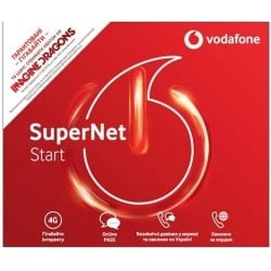 Стартовый пакет Vodafone SuperNet Start